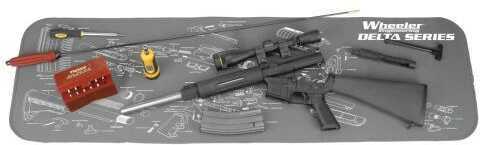 Wheeler AR-15 Maintenance Mat Md: 156824