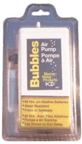 Marine Metal Products Co. Big Bubbles Pump 1.5v D-batterys