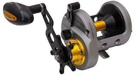 Fin-Nor Fishing Fin-Nor Lethal Star Drag 6:2:1 Gear Ratio 25 Lb Drag Reel Md: LTC16