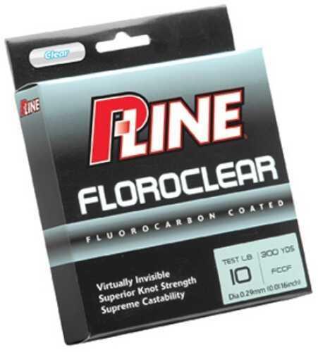 P-Line Pline FloroClear 3000Yd Clear 6Lb Fcc-6