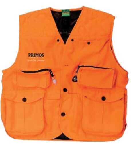 Primos Gun Hunter Vest XXXL Blaze Org 65705