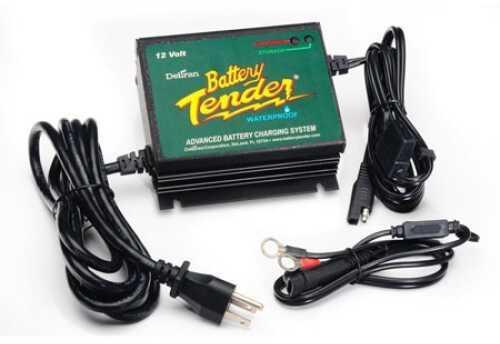 Deltran Battery Tender Deltran BT Wateproof Power Tender Plus 12 Volt 5 Amp