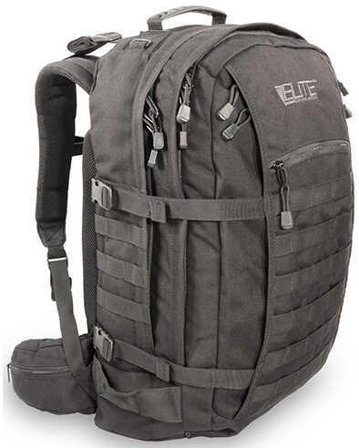Elite Survival Elite Mission Pack 3-Day Backpack, Black Md: 7710-B