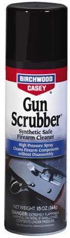 Birchwood Casey Gun Scrubber Firearms Cleaner 15 Oz. Aerosol 33348