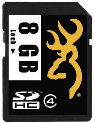 Browning Trail Cameras Browning TRAIL CAMERA 8GB SD CARD BTC8GSD
