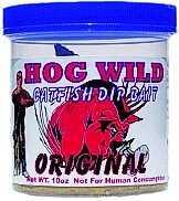 Magic Bait Magic Catfish Bait Hog Wild Chicken Dip Bait 10Oz
