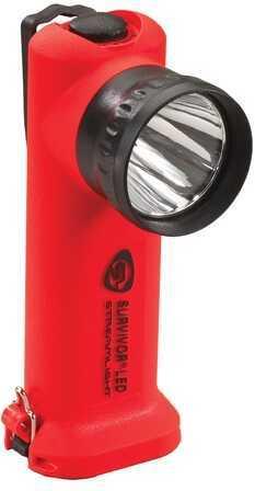 Streamlight Survivor LED Flashlight, (Orange, AC/DC) 90503
