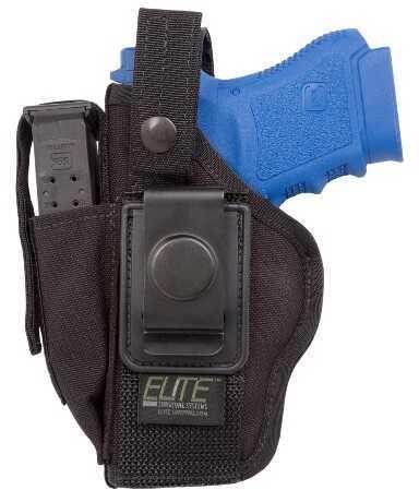 Elite Survival Elite Combo Size 2 Left Hand Holster, Md: ECHB-2-LH