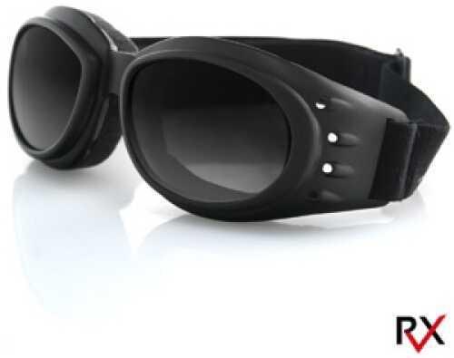 Bobster Eyewear Bobster Cruiser 2 Interchange Goggle Black Frame 3 Lenses