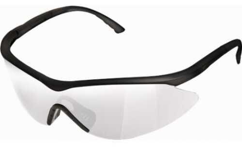 Edge Safety Eyeware Edge Eyewear Fastlink Black / Clear Lens Md: XFL611