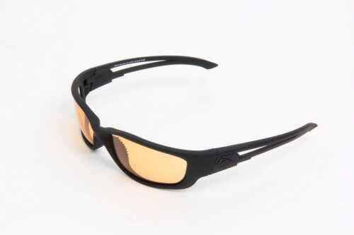 Edge Safety Eyeware Edge Eyewear Blade Runer XL Black / Tiger's Eye Lens SBR-XL610