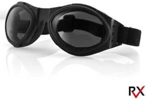 Bobster Eyewear Bobster Bugeye Goggle Black Frame Smoked Lens
