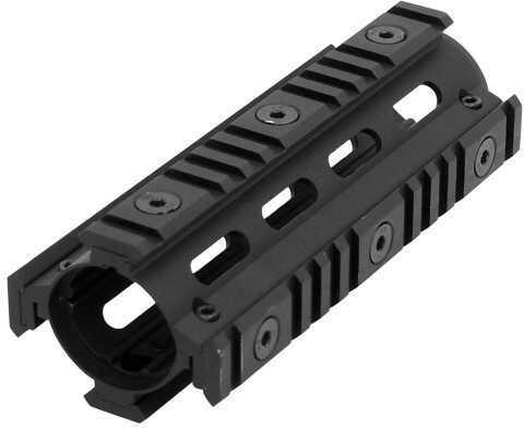 NcStar Handguard Rail AR 15, Carbine Length, Quad MAR4S