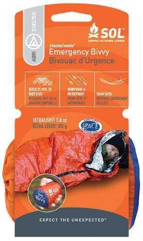 Survive Outdoors Longer / Tender Corp Adventure Medical SOL Series Emergency Bivvy 0140-1138