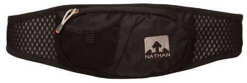 Nathan Runners Gel Pak Black 4818NB
