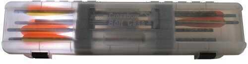 "MTM Crossbolt Case 12 Bolts Up To 23"" Clear Smoke Clr. Smoke BHCB-41"