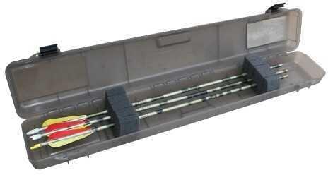 "MTM Ultra Compact Arrow Case 12 Arrows upto 32.2"" 6 Pack Clr. Smoke BHUC-6-41"