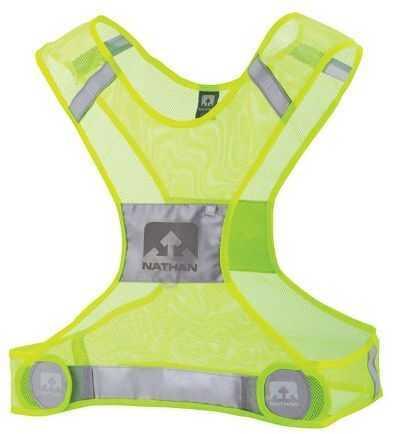 Nathan Streak Reflective Vest Lg/Xl Neon Yellow