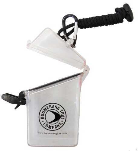 Boomerang Tool Company Boomerang Multi-Use Locker Clear BTC266