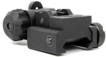 ProMag AR15/M16 Flip Up A2 Dual Aperture Rear Polymer Sight PM202