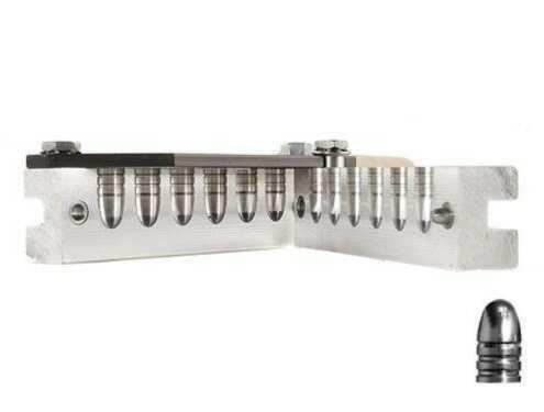 Lee 6-Cavity Bullet Mold 429-240-2R 44 Special/Remington Magnum/44-40 WCF 240 Grain Ogive Radius Md:
