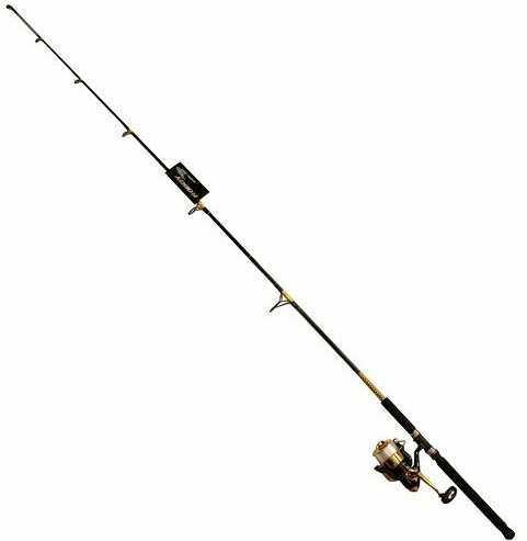 Master Fishing Master #412-WL - Combo - Reel #370