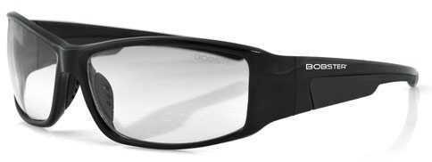 Bobster Eyewear Bobster Rattler Sunglasses Black Frm Anti-Fg Photochromic Lens