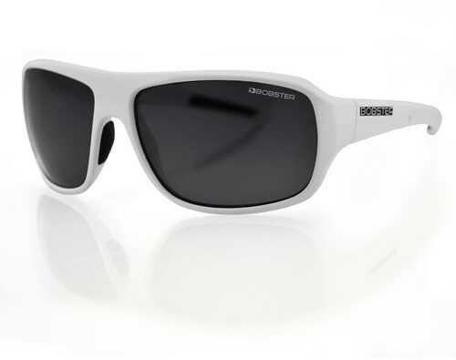Bobster Eyewear Bobster Informant Sunglasses Wht Frame Smoked Lens Anti-Fog