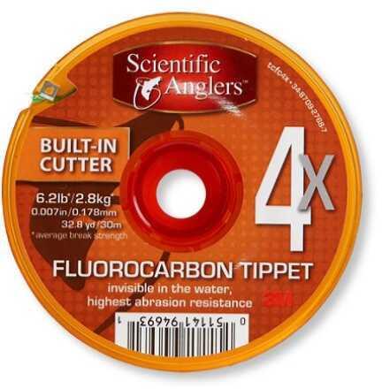 Scientific Angler / 3M Scientific Anglers Premium Fluorocarbon Tippet Fw/Sw 1X