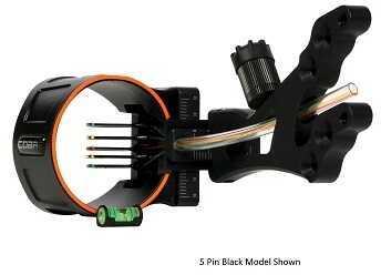 Cobra Smoke G2 3 Pin - Black w/ Light