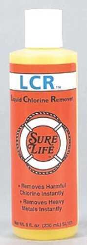 Sure Life Laboratories Sure-Life Liquid Chlorine Remover 8Oz Bottle Treats 480 Gallons Mn# SL161