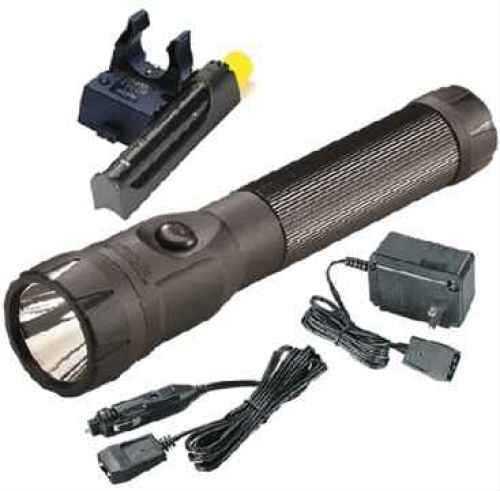 Streamlight Flashlight Polystinger-LED Black AC/DC -Pig 76132