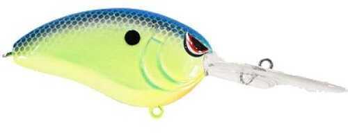 Gamakatsu / Spro Little John Baby Dd 5/8oz Chartreuse Blue Md#: SLJD60CBL