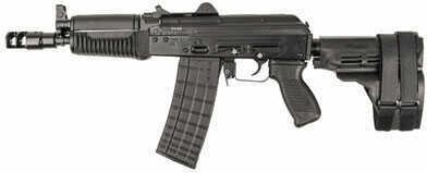 "Arsenal SLR-106U/UR AR Semi-Automatic Pistol 5.56mm NATO 8.5"" Barrel MB 20+1 Mag Synthetic Grip Black SLR106-60"