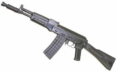 "Arsenal AK 5.56mm X 45mmNATO 16.5"" Barrel Fold 5 Round Mag Semi-Automatic Rifle Black Polymer Furniture   SLR10662 SLR-106CR"