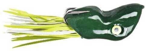 Southern Lure / Scumfrog Southern Lure/ Scumfrog Scumfrog Popper 5/16 Green Md#: SFP-201