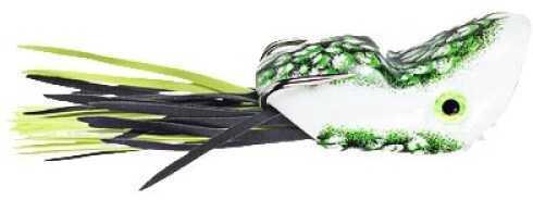 Southern Lure / Scumfrog Southern Lure/ Scumfrog Popper 5/16 Natural Black/Green Md#: SFP-212