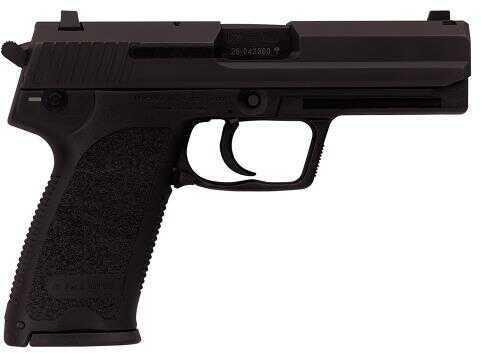 """Heckler & Koch USP 45 V7 45 ACP 4.4"""" Barrel 12 Round Black Semi Automatic Pistol M704507A5"""