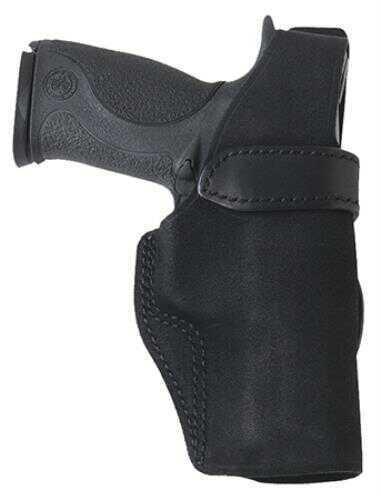 Galco W2800b Wraith 2 Belt/paddle Holster for Glock 43 Steerhide Center Cut/plastic Black