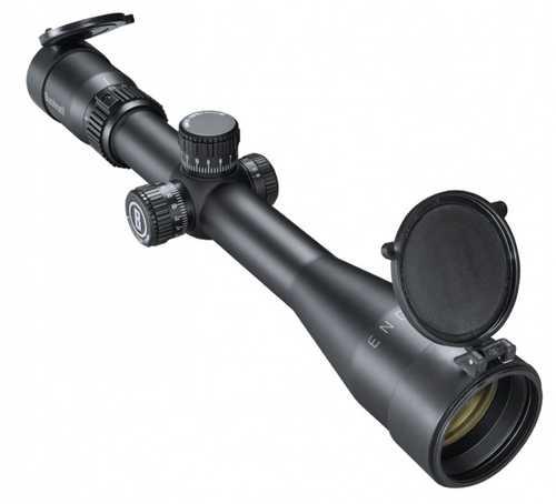 Bushnell Engage Riflescope 4-16X 44mm Obj 28-7 ft @ 100 yds FOV 30mm Tube Black Finish Illuminated Deploy MOA