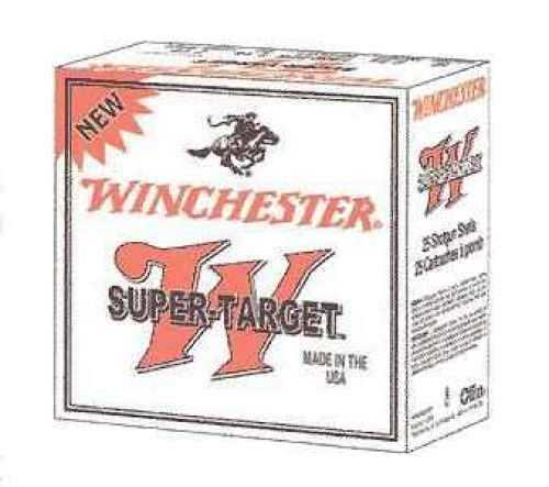 "Winchester Super Target 12 Ga. 2 3/4"" 1 1/8 oz #7 Steel Shot 25 Rounds Per Box Ammunition Case Price 250 Rounds TRGT12S7"