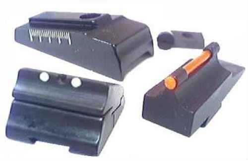 Williams Gun Sight, Inc Williams Blackpowder Front/Rear Sights For CVA With Octagon Barrels Md: 66653
