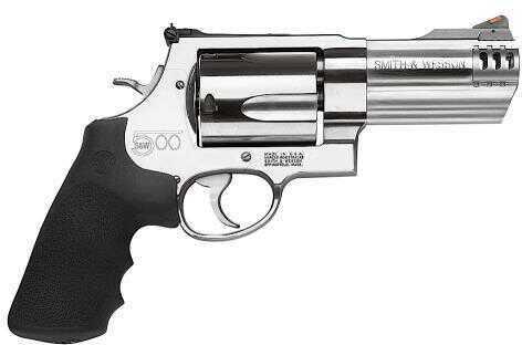 "Revolver Smith & Wesson M500 500 S&W 4"" 5 Round 163504"