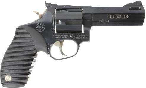 "Taurus M44 Tracker Revolver 44 Magnum 4"" Barrel 5 Round Adjustable Sights Blued 2440041TKR"