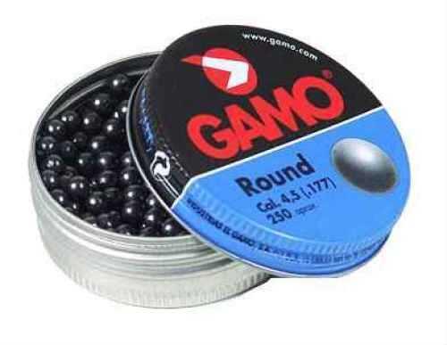 Gamo Round ball Pellets (BB'S) .177 Caliber 632032454