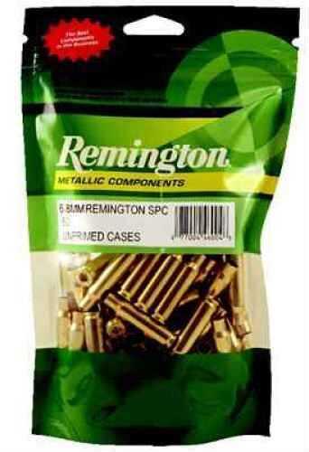 Remington Accessories Remington Unprimed Brass Cases 6MM Rem 50/Bag Md: RC6MMR RC6MMR