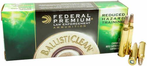 Federal BallistiClean .223 Rem 42gr Lead Free Frangible Bullets 20 per Box Ammunition