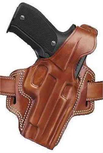 Galco International Galco F.L.E.T.C.H. Black High Ride Concealment Holster For Heckler & Koch USP 45 Md: FL292B