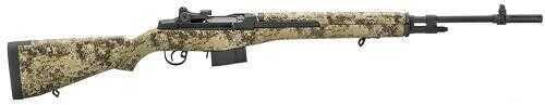 """Springfield M1A Semi Auto Rifle 308 Winchester  22"""" Barrel Camo Stock MA9113CA"""