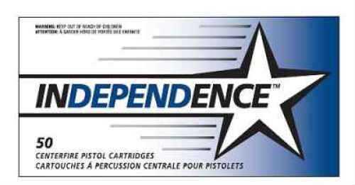 CCI/Speer Independence 38 Special 130 Grain Full Metal Jacket 50 1000 5252